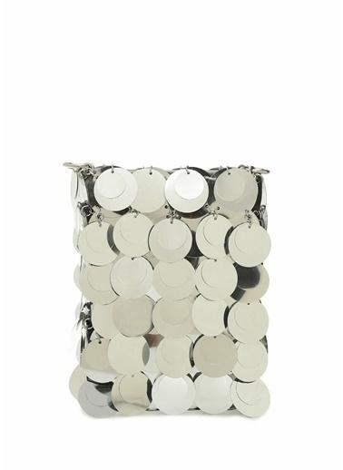 Paco Rabanne Çanta Gümüş